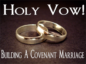 Website Holy Vow Graphic