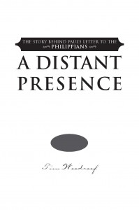 "The Prologue of ""A Distant Presence"""