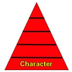 Trust Pyramid Character